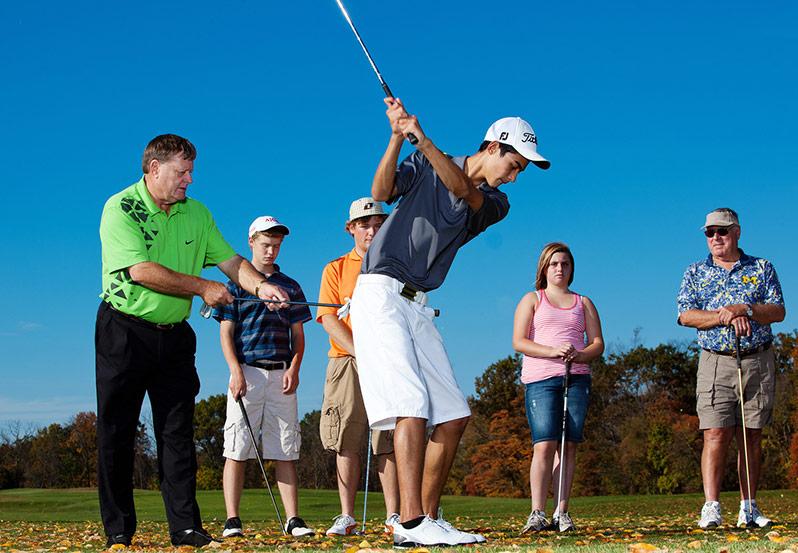 Golf Lessons – Island Hills Golf